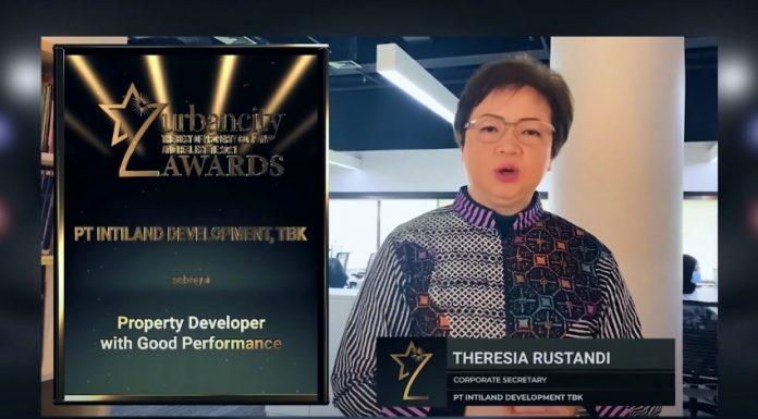 urban city awards 2021 realestat.id dok