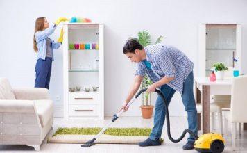 tips membersihkan rumah dengan efektif