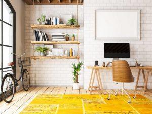 Inspirasi desain home office impian. (Foto: bestar.ca)
