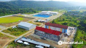 Kementerian PUPR Bangun 15 Rusun Untuk Sarana Akomodasi PON XX 2021 Papua.