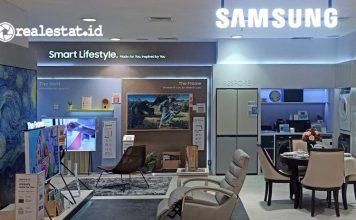 Samsung Smart Lifestyle Home, Samsung Electronics Indonesia, RealEstat.id
