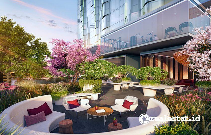 Apartemen 380 Melbourne (Foto: Brady Group)