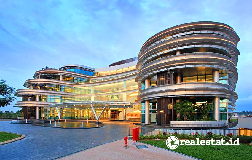 BSD City Green Office Park (Foto: Dok. Sinar mas Land)