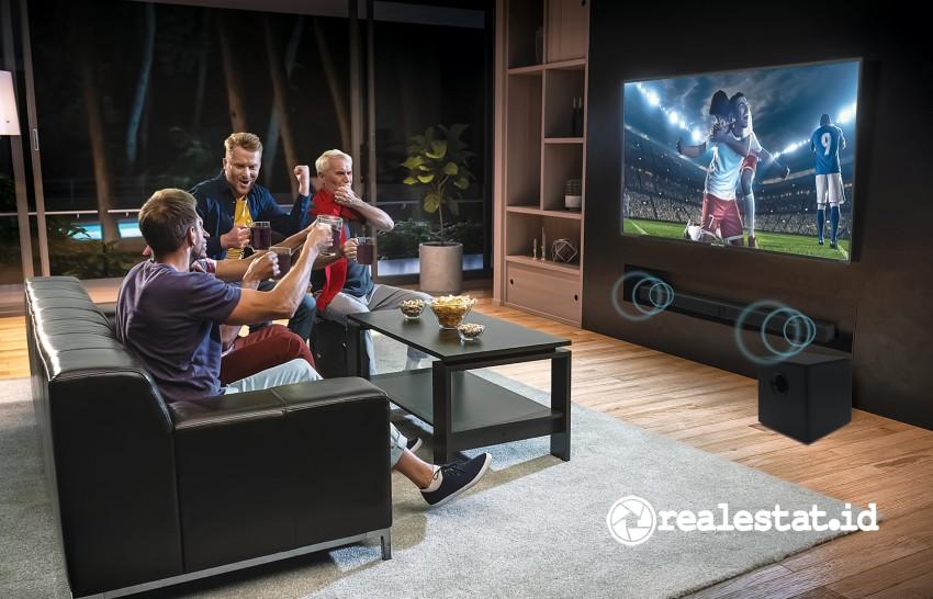 Smart Cinemax Soundbar Android TV (Foto: Dok. Polytron)