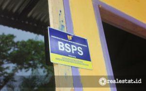Program bedah rumah (BSPS) di Kabupaten Kampar, Riau (Foto: Dok. Kementerian PUPR)
