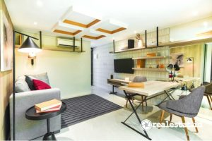 Show unit Rumah di Cluster Aether BSD City (Foto: Dok. Sinar Mas Land)