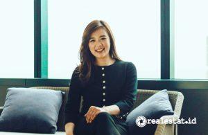 Direktur Penjualan Crown Group, Prisca Edwards. (Foto: Dok. Crown Group)
