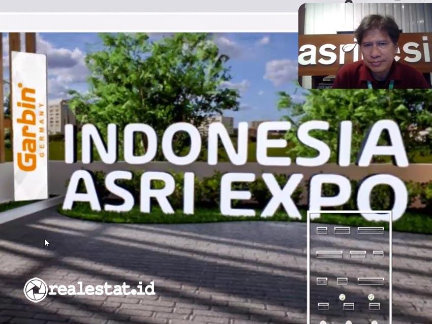 Ajang Indonesia Asri Expo memamerkan karya di bidang Arsitektur; Desain Interior; Arsitektur Lanskap; dan Desain Produk. (Foto: Istimewa)