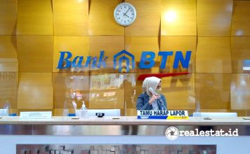 KPR Bank BTN Subsidi Kementerian PUPR karyawan honorer kontrak realestat.id dok