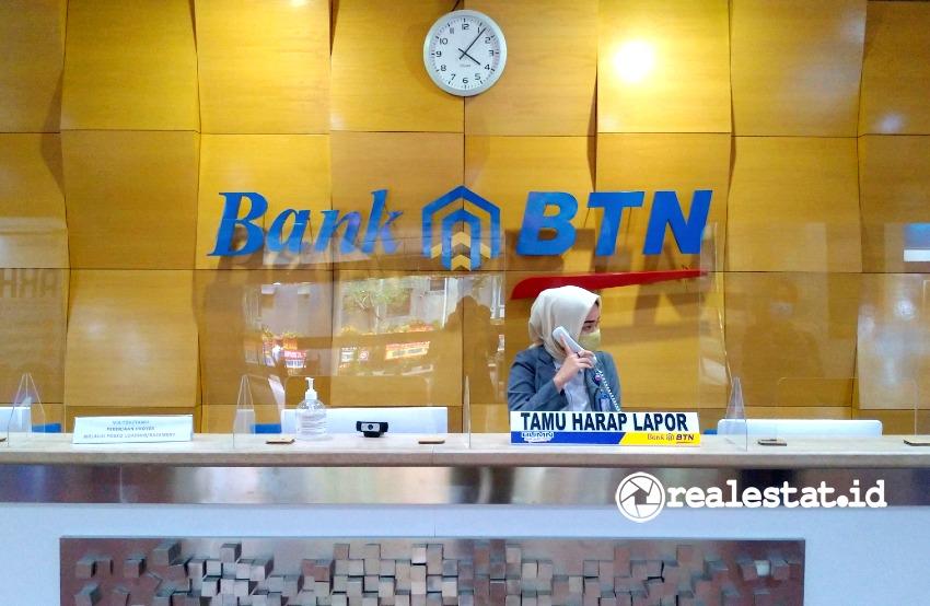 Bank BTN (Foto: RealEstat.id)