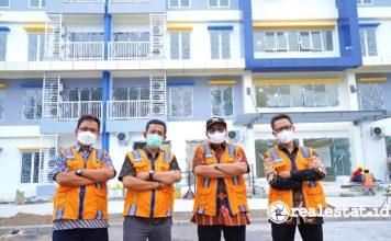 Kementerian PUPR Rampungkan Rusun ASN Serayu Opak Yogyakarta realestat.id dok