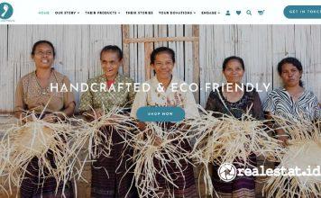 Selo Group Berdayakan Komunitas Lokal Lewat Platform e-commerce Selo Footprints realestat.id dok