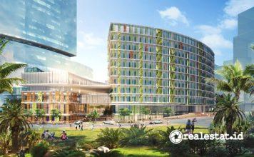 Sinar Mas Land BSD City Digital Hub Next Action Investasi City Centric realestat.id dok