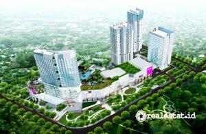 Proyek mixed use Southgate. (Foto: Dok. Sinar Mas Land)