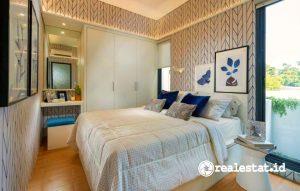 Interior rumah fully furnished Cozmohouse di kawasan Myza, BSD City (Foto: Dok. Sinar Mas Land)