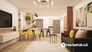 Ruang keluarga dan ruang makan (Foto: Dok. Pixabay.com)