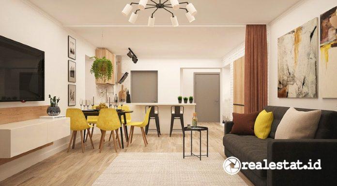 ruang keluarga ruang makan desain feng shui rumah pixabay realestat.id dok