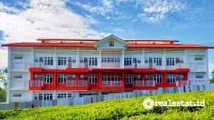 Rumah susun atlet PODSI di Kabupaten Bandung, Jawa Barat. (Foto: Dok. Kementerian PUPR)