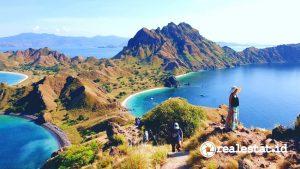 Kawasan wisata Labuan Bajo, NTT (Foto: Dok. Kementerian PUPR)