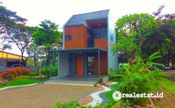 show unit cluster O8 Perfect Home Grand Wisata Bekasi Sinar Mas Land realestat.id dok