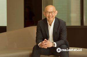 Iwan Sunito, CEO Crown Group.