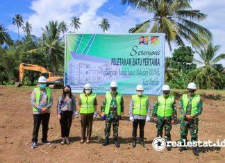 Kementerian PUPR Anggarkan Rp19,4 Miliar Bangun Rusun TNI di Manado realestat.id dok