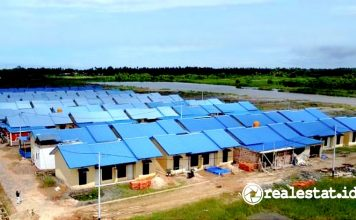 Kementerian PUPR Salurkan 2,8 Miliar Dana PSU Rumah Subsidi di Aceh realestat.id dok