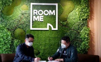Kerjasama Hypernet dengan RoomMe