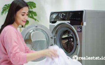 Mesin cuci Polytron Wonderwash 2-in-1 Washer Dryer realestat.id dok