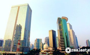 Perkantoran di CBD Jakarta realestat.id dok