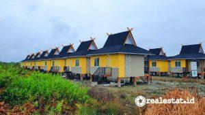 Rumah Khusus MBR Kabupaten Rokan Hilir (Foto: dok. Kementerian PUPR)