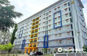 Rusun ASN Semarang Jadi Tempat Isolasi pasien Covid-19 (Foto: Kementerian PUPR)