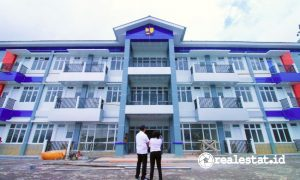 Rusun Mahasiswa Universitas Negeri Manado (Unima) - Foto: Kementerian PUPR