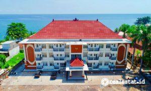 Rusun Mahasiswa Universitas Pendidikan Ganesha ( Foto: Kementerian PUPR)