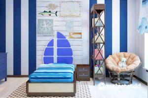 Desain kamar tidur anak (Foto: Pixabay.com)