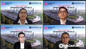 Media briefing Paramount Petals