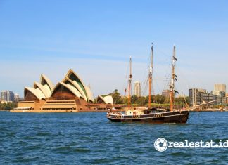 pasar harga properti sydney australia realestat.id dok