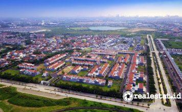 pasar rumah sekunder second bekas Jakarta Garden City realestat.id dok