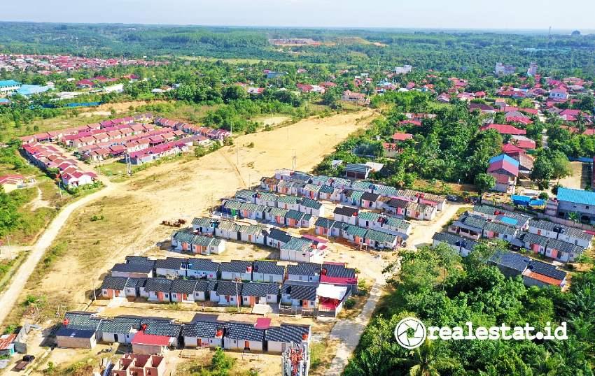 Rumah subsidi (Foto: Kementerian PUPR)