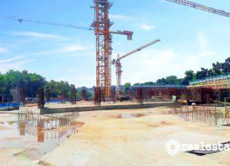 progres pembangunan apartemen the parc southcity realestat.id dok
