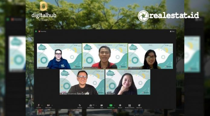 Digital Hub Goes to Campus sinar mas land realestat.id dok