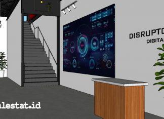 Disrupto Digital Hub Wadah Pengembangan Startup di BSD City realestat.id dok