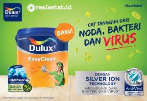 Cat dinding rumah Dulux EasyClean. (Gambar: AkzoNobel)