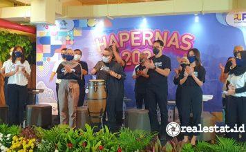 Hari Perumahan Nasional Hapernas 2021 Generasi Muda Milenial Kementerian PUPR realestat.id dok
