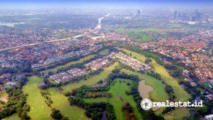 Kawasan Kota Modern, Tangerang (Foto: Dok. Modernland Realty)