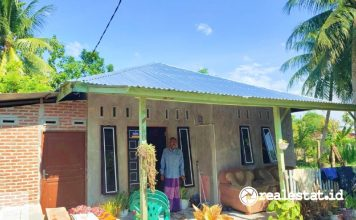 Program BSPS Bedah Rumah Bireuen Aceh Kementerian PUPR realestat.id dok