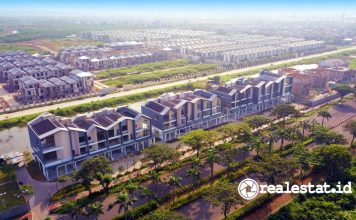 Progres New East Jakarta Garden City Jalan Tol Layang Dalam Kota Kelapa Gading Pulo Gebang realestat.id dok