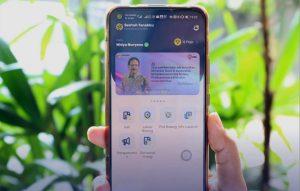 Aplikasi Sentuh Tanahku (Foto: Dok. ATR/BPN)