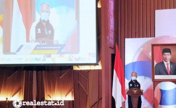 hapernas 2021 Basuki Hadimuljono Menteri kementerian pupr realestat.id dok
