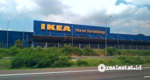 IKEA Alam Sutera (Foto: RealEstat.id)